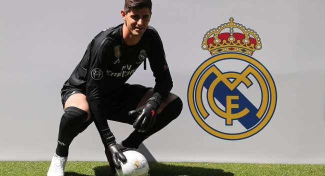 Courtois, Real Madrid'de
