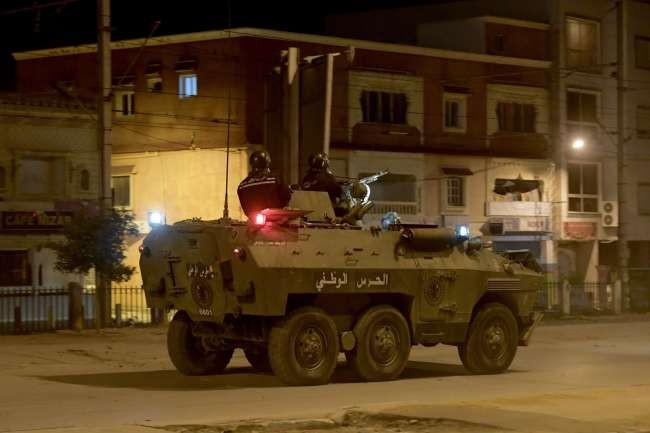 Tunisia detains 600, deploys troops as protests over moribund economy spread across country