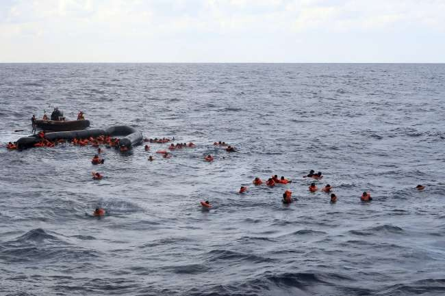 43 Africans drown off Libya in 1st Mediterranean shipwreck of 2021