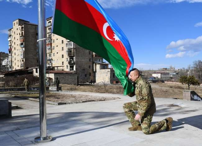 Aliyev hails Turkic Council's support for cause of Azerbaijan