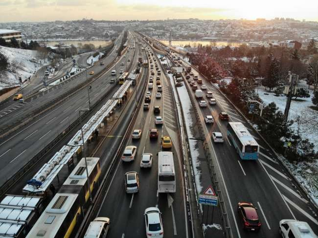 Car sales in pandemic-hit 2020 help Turkey rank 6th in Europe