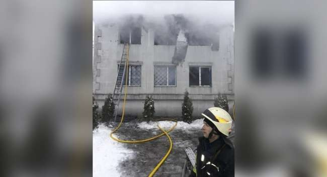 15 killed, 5 injured after fire breaks out in nursing home in Ukraine