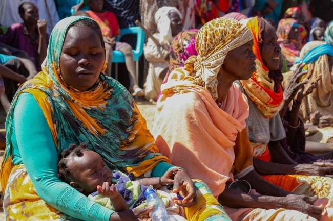 250 killed, 100,000 displaced in clashes in Sudan's Darfur: UN