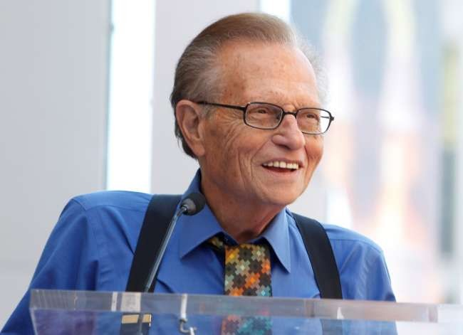US television icon Larry King dies aged 87
