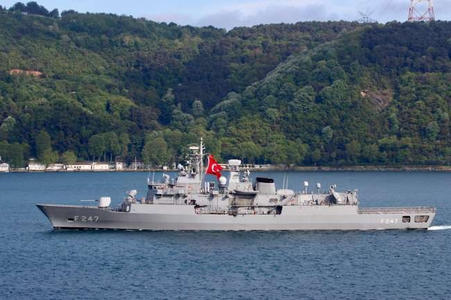 Turkey approves extension of troop mandate in Gulf of Aden