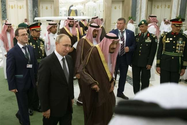 Will Biden push Saudi Arabia closer to Russia?