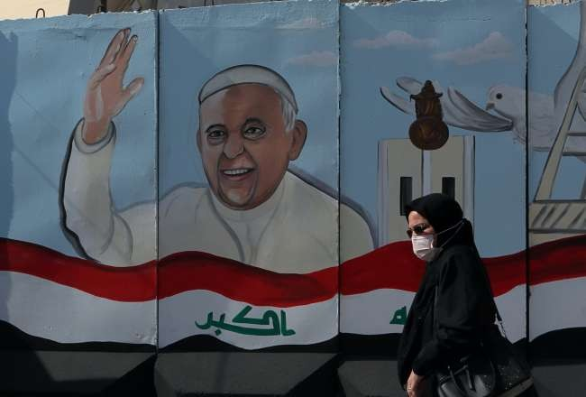 Pope Francis to meet top Shiite cleric in visit to Iraq