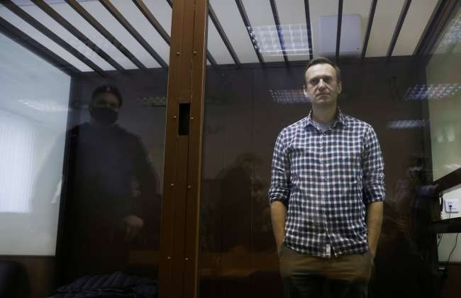 Russia's Navalny sues Moscow prison officials for denying Quran