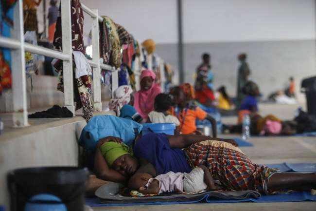 Some 1 million people face hunger in conflict-hit Mozambique: U.N.