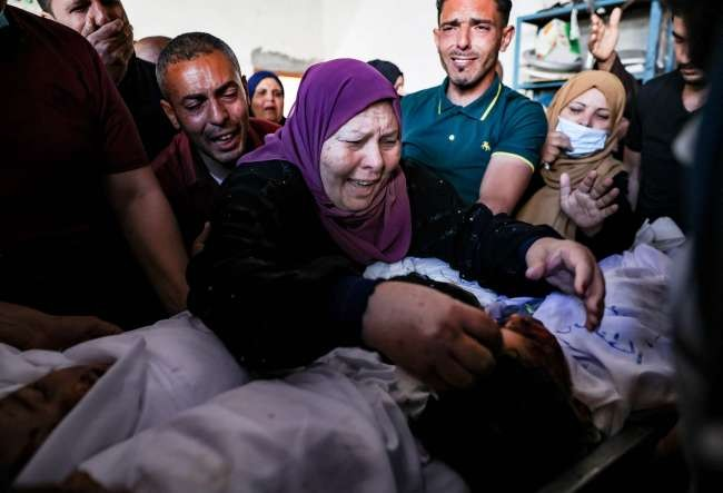 Entire Palestinian family killed by Israeli bombing in Gaza