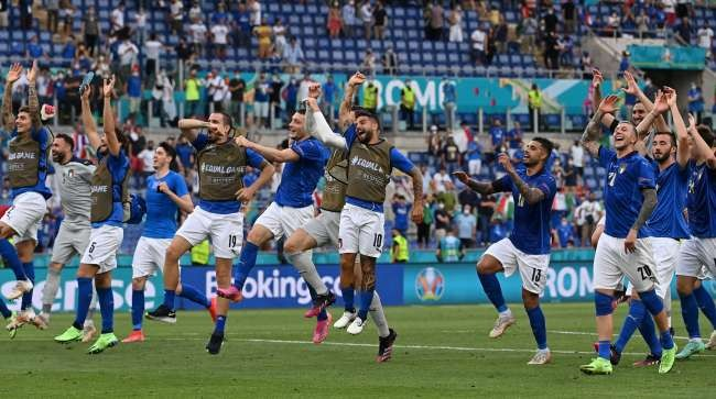 Italy has perfect Euro 2020 group stage with 1-0 Wales victory
