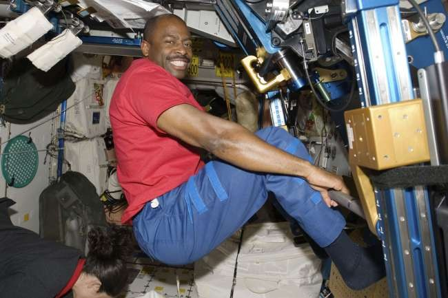 Dirty laundry, the final frontier: NASA, Tide faced with challenge