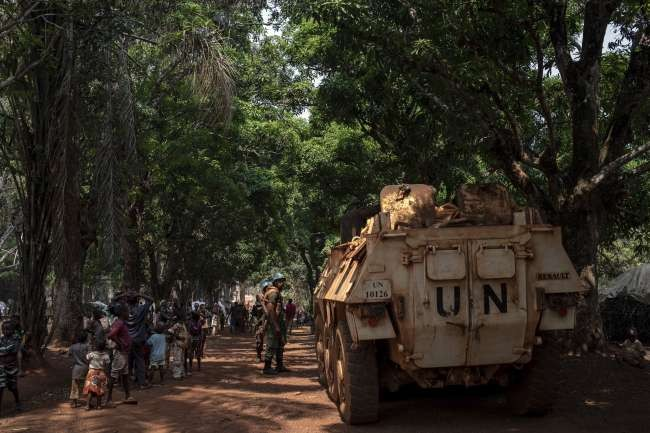 UN accuses C. African Republic, Russian allies of rights abuses
