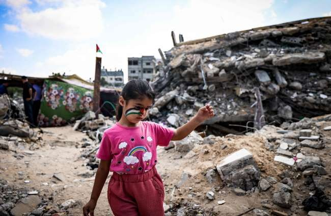 A new Holocaust in Middle East: Who will save children?