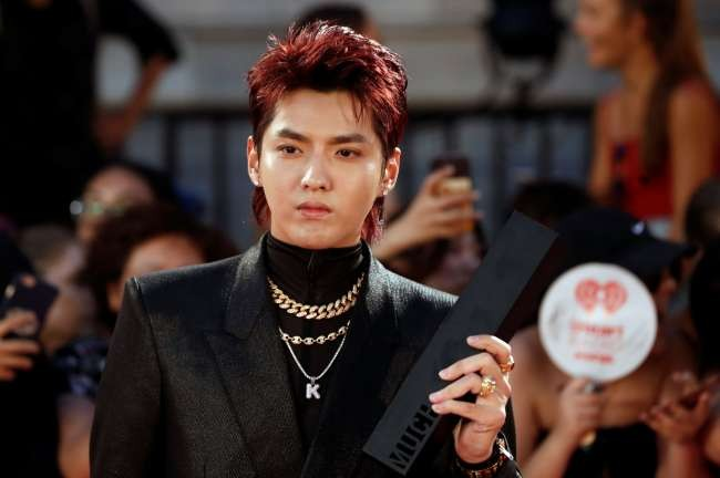 Pop star Kris Wu detained by Chinese police on suspicion of rape