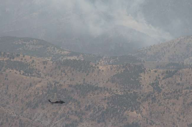 1 Turkish soldier killed, another wounded in explosion in N. Iraq